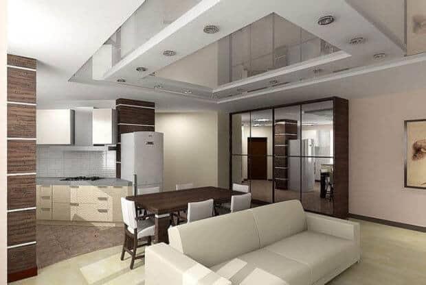 Отделка новой квартиры под ключ