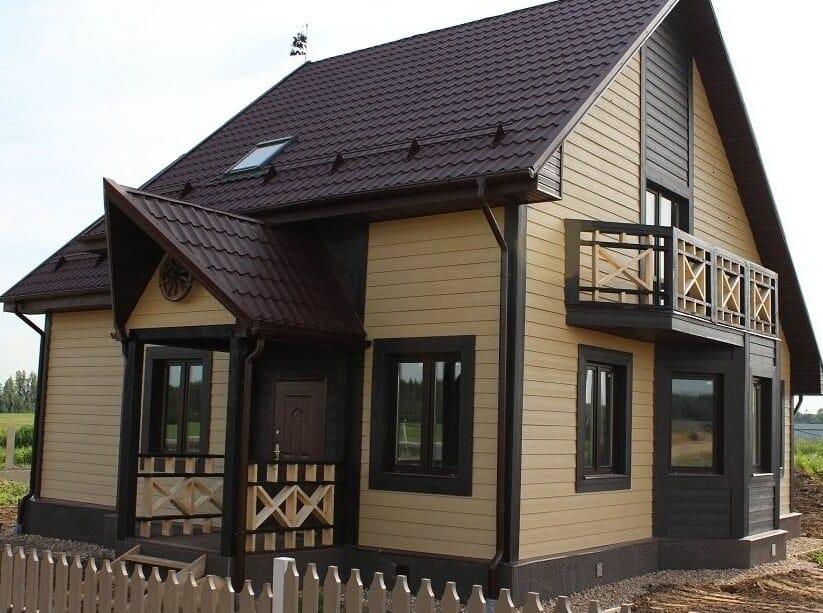 Дом в Перми: строительство домов и коттеджей под ключ