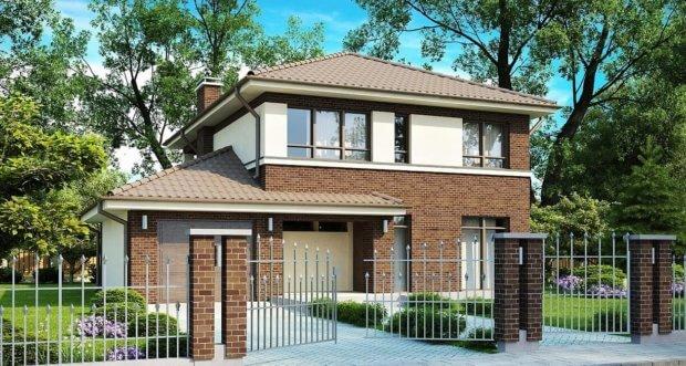 Проектирование двухэтажных домов