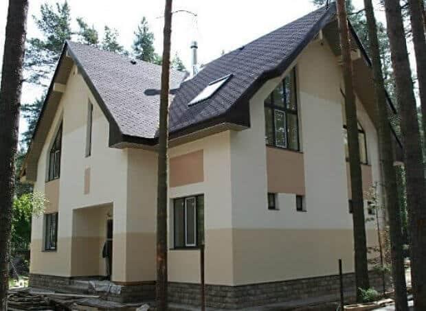 Отделка фасада Воронеж цены