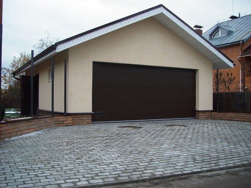 Строительство гаражей под ключ