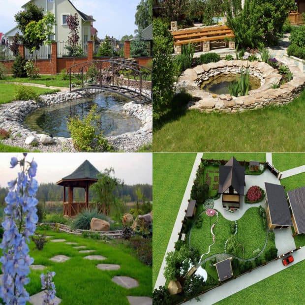 Ландшафтный дизайн в Воронеже