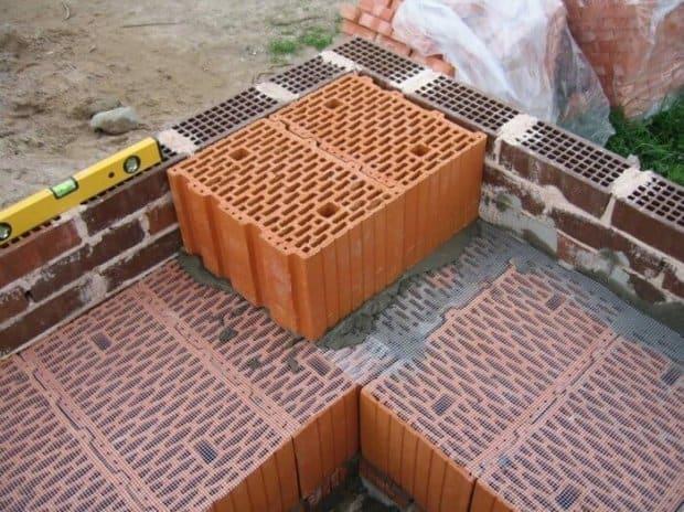 Керамические дома