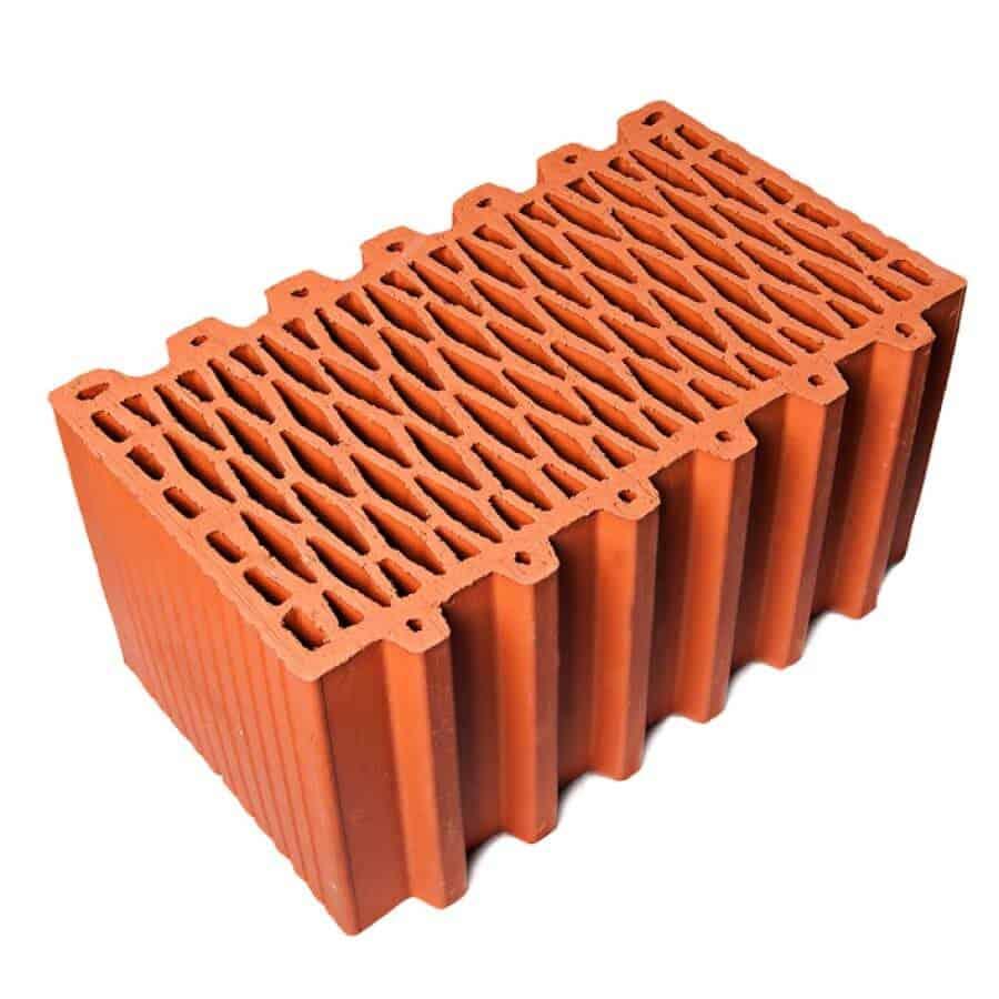 Керамический блок ГЖЕЛЬ 380 мм LUX