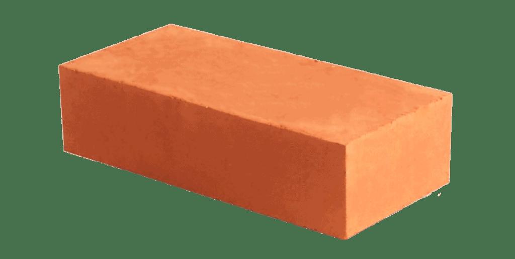 Кирпич рядовой ЭНГЕЛЬС М150 красный полнотелый 1 НФ