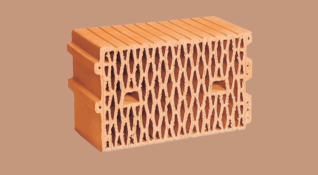 Керамический блок ЛСР 250 мм